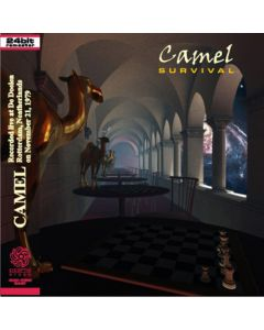 CAMEL - Survival: Live in Rotterdam, NL 1979 (mini LP / 2xCD) SBD
