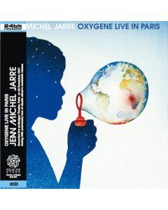 JEAN-MICHEL JARRE - Oxygene: Live in Paris, FR 2007 (mini LP / 2x CD) SBD