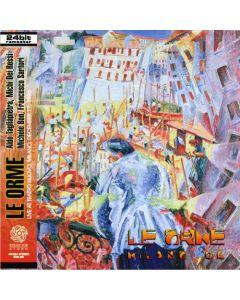 LE ORME - Milano 96: Live in Milan IT, 1996 (mini LP / CD)