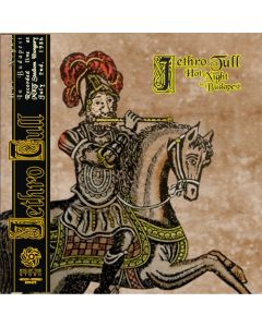 JETHRO TULL - Hot Night In Budapest: Live in Budapest, HU 1986 (mini LP / CD) SBD