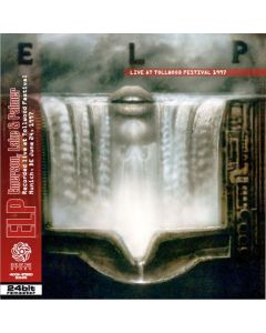 EMERSON LAKE & PALMER - Live at Tollwood Festival: Munich DE, 1997 (mini LP / CD) SBD