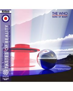 THE WHO - Tastes Of Reality: Live in Atlanta GA, 1989 (mini LP / 3x CD) SBD