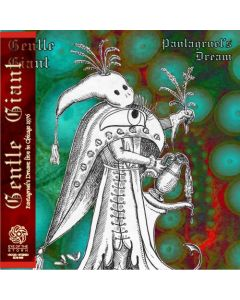 GENTLE GIANT - Pantagruel's Dream: Live in Chicago, IL 1976 (mini LP / CD) SBD