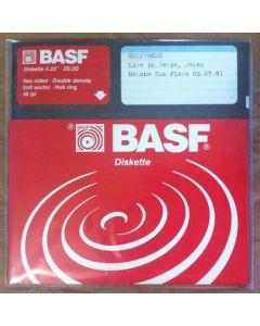 KRAFTWERK - Nakano: Live in Tokyo, JP 1981 (mini LP / CD) SBD