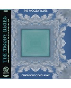 THE MOODY BLUES - Chasing The Clouds Away: Live in Tokyo, JP 1974 (mini-LP / 2x CD)