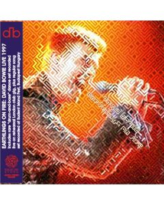 DAVID BOWIE - Earthlings On Fire: Live in Budapest HU / London UK 1997 (mini LP / 2x CD) SBD