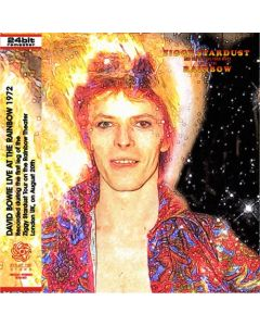 DAVID BOWIE - Ziggy Stardust And The Spiders From Mars Live At The Rainbow: London UK 1972 (mini LP / CD)  Item# EOS-400