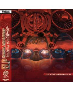 EMERSON LAKE & PALMER - Live at Philipshalle: Dusseldorf DE, 1973 (mini LP / 2x CD)