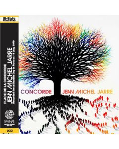 JEAN-MICHEL JARRE - La Concorde: Live in Paris, FR 1979 (mini LP / CD) SBD