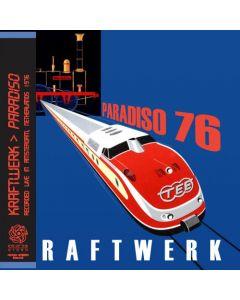 KRAFTWERK - Paradiso 76: Live in Amsterdam, CH 1976 (mini LP / 2x CD)