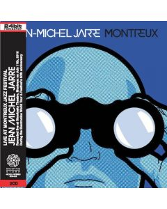 JEAN-MICHEL JARRE - Live At Montreux Jazz Festival: Montreux, CH 2016 (mini LP / 2x CD)