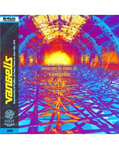 VANGELIS - Pavillion de Paris: Live in Paris, FR 1978 (mini LP / 2x CD)