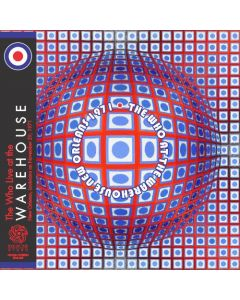 THE WHO - Warehouse: Live in New Orleans, LA 1971 (mini LP / CD) SBD