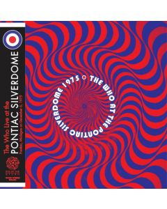THE WHO - At The Silverdome: Live in Pontiac, MI 1975 (mini LP / CD) SBD
