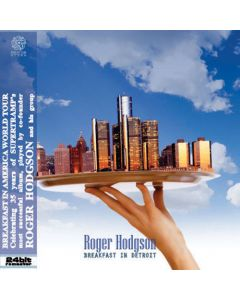 ROGER HODGSON - Breakfast in Detroit: Live in Detroit, MI 2014 (mini LP / 2x CD) SBD