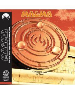 M4GMA - Concert Le Triton: Live in Paris, FR 2009 (mini LP / 2x CD) SBD