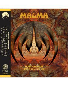 M4GMA - The ORTF Archives: Live in Paris, FR 1970-1973 (mini LP / 2x CD) SBD