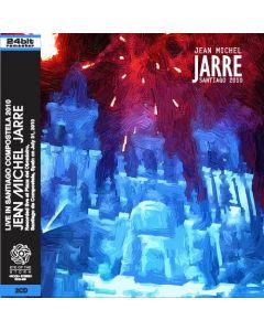 JEAN-MICHEL JARRE - Santiago 2010: Live in Santiago Compostela, ES 2010 (mini LP / 2x CD) SBD