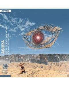 ASHRA - Walking The Planetarium: Live in Berlin, DE 1988 (mini LP / CD)