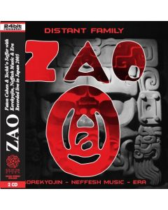 ZAO, NEFFESH MUSIC, KOREKYOJIN - Distant Family: Live in Tokyo, JP 2005 (mini LP / 2x CD) SBD