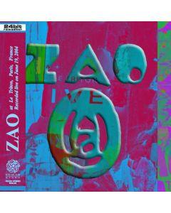 ZAO - Le Triton Live: Paris, FR 2004  (mini LP / CD) SBD