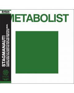 METABOLIST - Stagmanaut!: 1981 studio album (mini LP / CD)