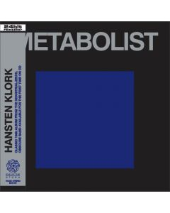 METABOLIST - Hansten Klork: 1980 studio album (mini LP / CD)