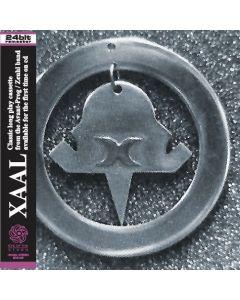 XAAL - Xaal: 1990 first unreleased album (mini LP / CD)