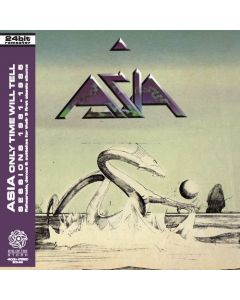 ASIA - Only Time Will Tell: Sessions 1981-1985 (mini LP / CD)