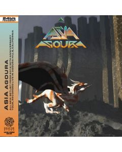 ASIA - Agoura: Live in Agoura Hills, CA 2012 (mini LP / 2x CD)