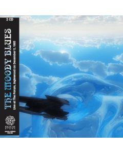 THE MOODY BLUES - Veteran Cosmic Rockers: Live in Inglewood, CA 1983 (mini-LP / 2x CD)