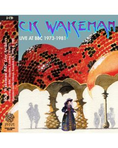 RICK WAKEMAN - Live at BBC 1973-1981: London, UK (mini LP / CD) SBD