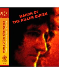 QUEEN - March Of The Killer Queen: Studio sessions & rarities 1972-1974 (mini LP / CD)