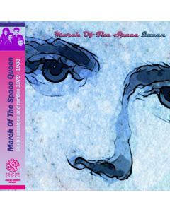 QUEEN - March Of The Space Queen: Studio sessions & rarities 1979-1983 (mini LP / CD)