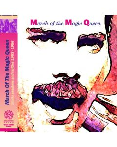 QUEEN - March Of The Magic Queen: Studio sessions & rarities 1983-1986 (mini LP / CD)