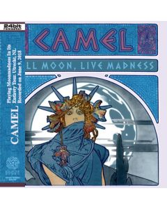 CAMEL - Full Moon, Live Madness: Live in Utrecht, NL 2018 (mini LP / 2x CD)