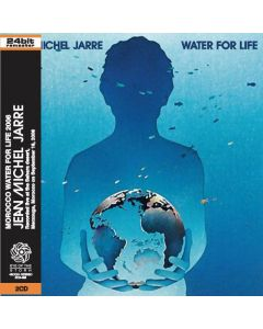 JEAN-MICHEL JARRE - Water For Life: Live in Merzouga, MA 2006 (mini LP / 2x CD) SBD