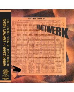 KRAFTWERK - Captain Video 81: Live in Paris, FR 1981 (mini LP / 2x CD)  SBD