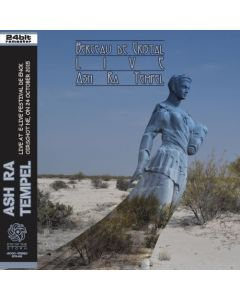 ASH RA TEMPEL - Berceau De Cristal Live: Live in Oirschot, NE 2015 (mini LP / 2x CD)