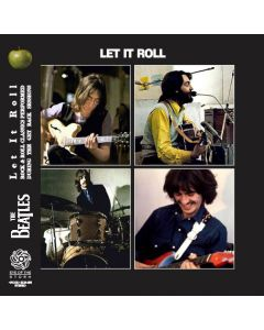 THE BEATLES - Let It Roll: Rock & Roll Classics, rehearsals 1969 (mini LP / CD)