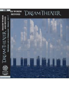 DREAM THEATER - Images Words and Beyond: Live in Düsseldorf, DE 2017 (mini LP / 2x CD) SBD