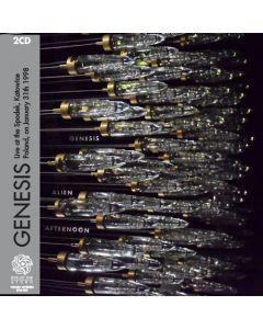 GENESIS - Alien Afternoon: Live in Katowice, PL 1998 (mini LP / 2x CD) SBD