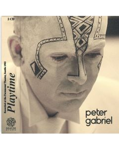 PETER GABRIEL - Playtime: Live in Seattle WA, 1983 (mini LP / 2x CD) SBD