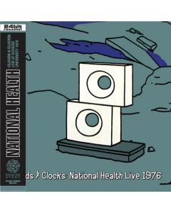 National Health (feat. Bill Bruford) - Clouds & Clocks: Live in Dundee, UK 1976 (mini LP / CD) SBD
