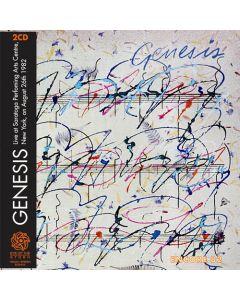 GENESIS - Encore 82: Live in Saratoga Springs, NY 1982 (mini LP / 2x CD) SBD