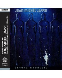 JEAN-MICHEL JARRE - Europe In Concert: Live in Barcelona, SP 1993 (mini LP / CD) SBD
