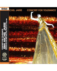 JEAN-MICHEL JARRE - Concert For Tolerance: Live in Paris, FR 1995 (mini LP / 2x CD) SBD