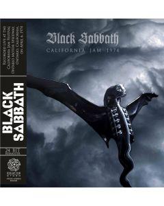 BLACK SABBATH - Cal Jam 74: Live in Ontario CA 1974 (mini LP / CD) SBD