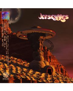 YES - Jerseyyes: Live in Jersey City, NJ 1976 (mini LP / 2x CD)  SBD