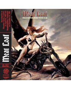 MEAT LOAF - Dead Ringer Euro Tour 81-82: Live in Dortmund, DE 1981 / London, UK 1982 (mini LP / CD) SBD
